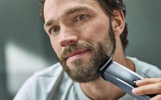 Как аккуратно и правильно подстричь бороду