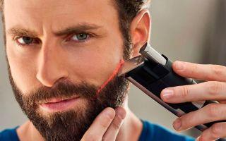 Оформление бороды и усов в домашних условиях, правильный уход