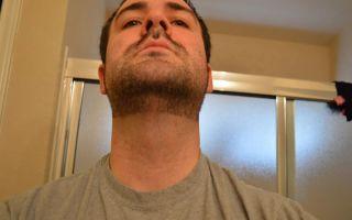 Линия бороды на щеках и шее: как формируется, советы по уходу