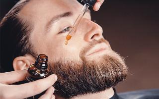 Касторовое масло для бороды