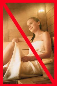 Запрет на баню