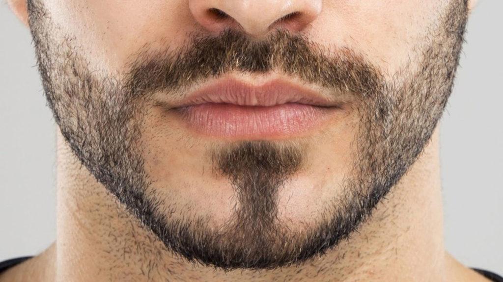 натуральная борода