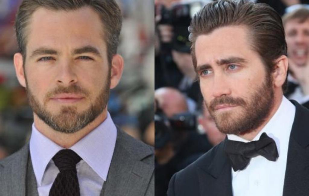 Борода для узкого вытянутого лица