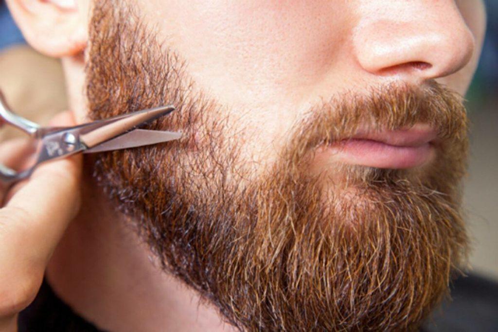 Коррекция бороды
