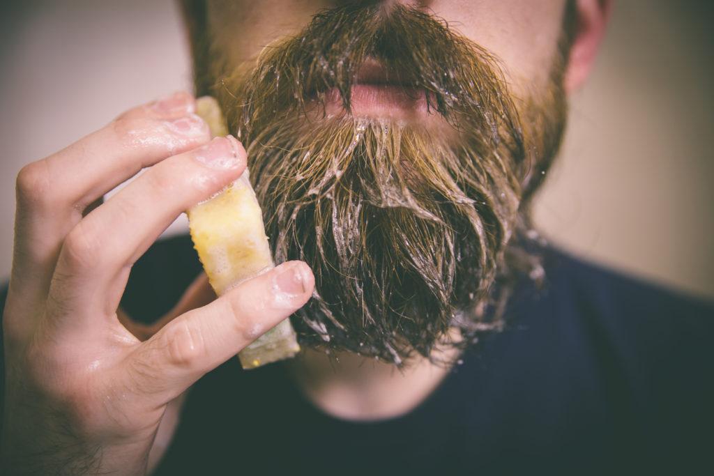 Проращивание бороды