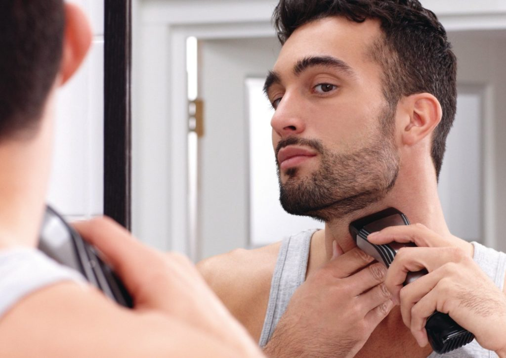 Правильная стрижка бороды