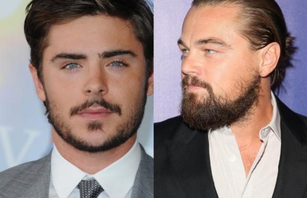 Стрижка бороды для круглого лица